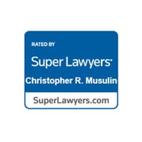 Rated by Super Lawyers(R) - Christopher R. Musulin | SuperLawyers.com